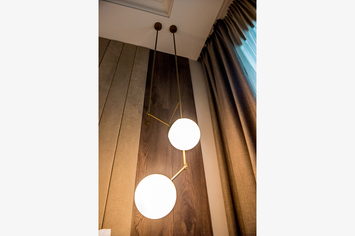Proyecto de iluminación Hotel Icon Wipton