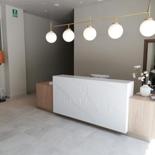 Iluminación residencia Valencia